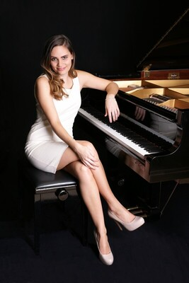 Bild: TastenTage - LADYVA: Rockin´ Piano - The Boogie-Woogie-Lady