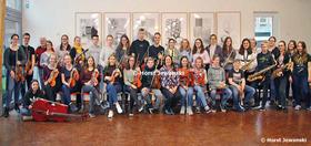 Bild: Orchesterkonzert Werner-Jaeger-Gymnasium - Besonderes Programm