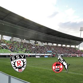 SSV Reutlingen 1905 - 1. FC Köln
