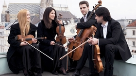 Bild: Minetti Quartett