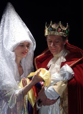 Bild: Dornröschen - Märchentheater für die ganze Familie (ab 4 Jahren)
