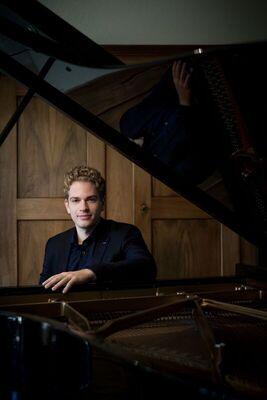 Bild: Joseph Moog - Klavierabend