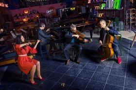 Bild: Fauré Quartett (Klavierquartett)