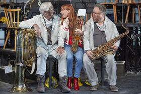 Bild: Brassed off – Mit Pauken und Trompeten - Schauspiel nach dem Film von Mark Herman