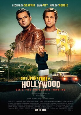 Bild: ONCE UPON A TIME IN ... HOLLYWOOD