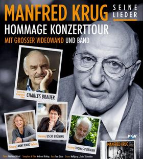 Bild: Eine Hommage an Manfred Krug