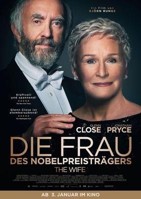 Bild: Die Frau des Nobelpreisträgers