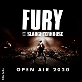 FURY IN THE SLAUGHTERHOUSE - OPEN AIR 2021