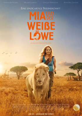 Bild: Mia und der weiße Löwe