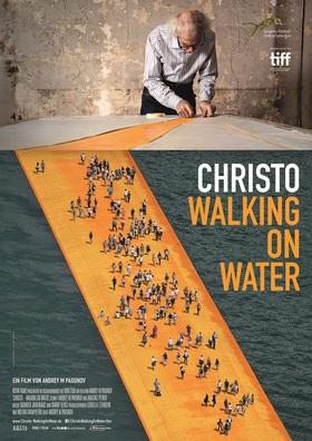 Bild: Christo - Walking on Water