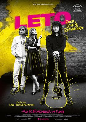 Leto - Rock, Love & Perestroika