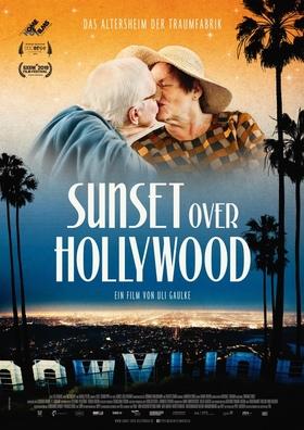 Bild: Sunset over Hollywood