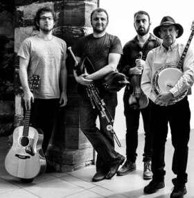 Bild: Bluegrass & Country Nacht - Craobh Rua - Grass Root Ties - Mànran