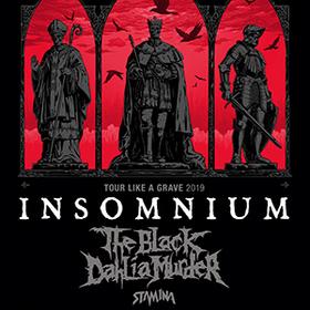 Bild: INSOMNIUM - Tour Like A Grave 2019