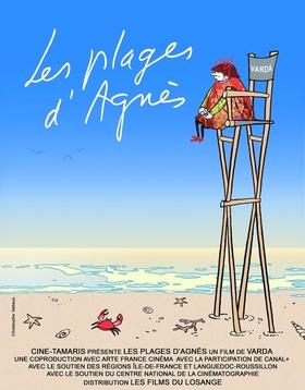 Bild: Die Strände von Agnès