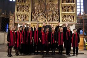 Bild: Konzert zum Michaelistag - Festliche Barockmusik zur Einweihung der Truhenorgel