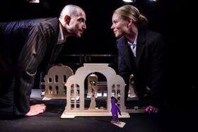 Bild: Die goldene Gans | 5+ - Figurentheater Chemnitz