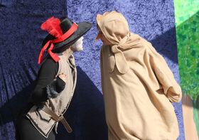 Bild: Theater GegenStand Märchen: Der gestiefelte Kater