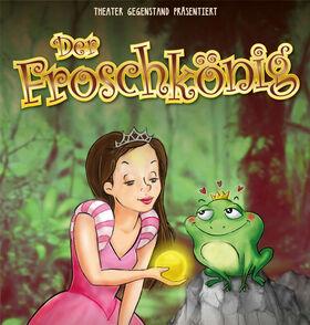 Bild: Theater GegenStand Märchen: Froschkönig