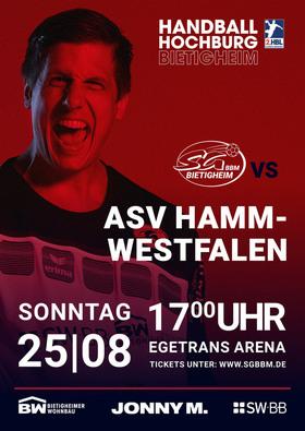 SG BBM Bietigheim vs. ASV Hamm-Westfalen