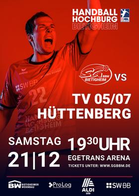 SG BBM Bietigheim vs. TV 05/07 Hüttenberg