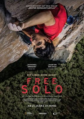 Bild: Free Solo – Ein Leben ohne Angst