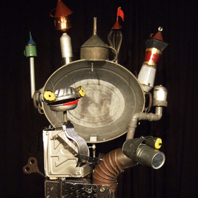Bild: Ritter Rost - marotte Figurentheater