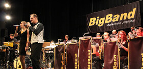 Bild: Tanzabend zu LIVE-Musik mit der Big-Band MV Umpfertal