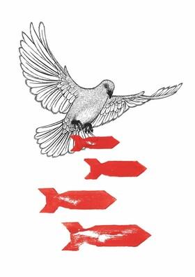 Bild: Die Vögel