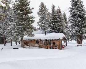 Mein Blockhaus in Kanada - Ein Winter in British Columbia