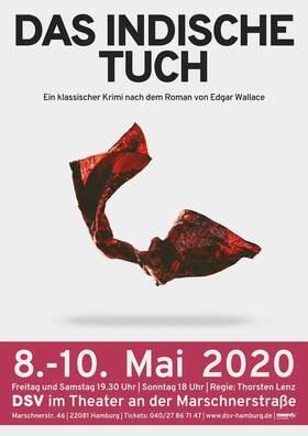 Bild: Das indische Tuch - Deutsche Schauspiel-Vereinigung