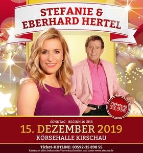 Bild: Märchenhafte Weihnacht mit Stefanie Hertel und Familie - präsentiert vom ATeams-Eventservice