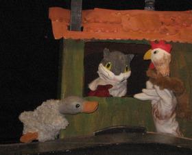 Bild: Kasper im Geisterwald - Prinzessin Gisela Theater