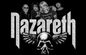 Nazareth - 50th Anniversary Tour