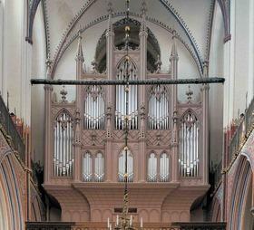 Bild: Stummfilm und Orgel -