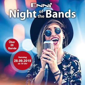 Bild: ENNI Night of the Bands in Moers - Die große Partynacht & Nacht der Bands