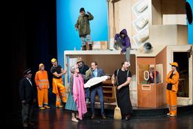Bild: Der Sheriff von Linsenbach - Eine schwäbische Komödie von Oliver Storz