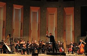 Bild: Konzert 9 - Nina Šenk, Pierre-Yves Macé, Johannes Boris Borowski, Beat Furrer