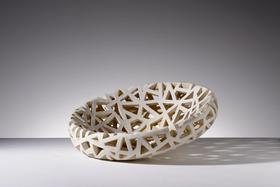 Bild: Konstruktive Keramische Plastik