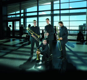 Bild: Carmen - Stuttgart Brass Quartett & Juri Tetzlaff - 73. SKA-Zyklus 2019/20