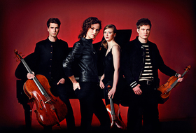 Bild: Notos Quartett: Wien II - 73. SKA-Zyklus 2019/20
