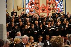 Bild: Oratorienkonzert - Mit dem Chor der St. Gallus-Kirche