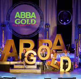 ABBA GOLD The Concert Show - Knowing You - Knowing Me