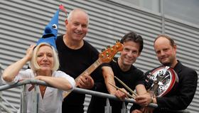 Bild: Bö & die Ritter Rost Band