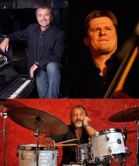 Bild: Greger jr. - Schlesag – Altbart - Trio - Swing Forever