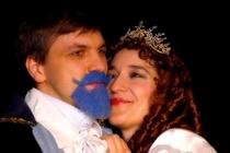Bild: Der Blaubart - Theater für Schulen - Eine märchenhaft mythologische philosophische Komödie
