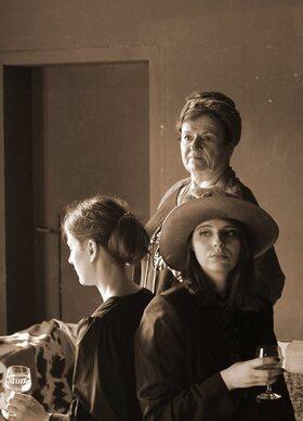 Bild: Theater GegenStand Sommerprojekt 2019: Es pocht eine Sehnsucht an die Welt