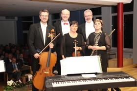 """Bild: Waldeckisches Salonorchester """"Cappuccino"""""""