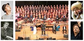 Bild: CARMINA BURANA meets BEST OF 25 - 10. Orff-Tage der Bayerischen Philharmonie