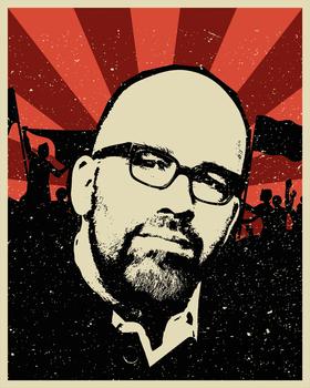Bild: Lutz von Rosenberg Lipinsky - DEMOKRATUR oder: Die Wahl der Qual